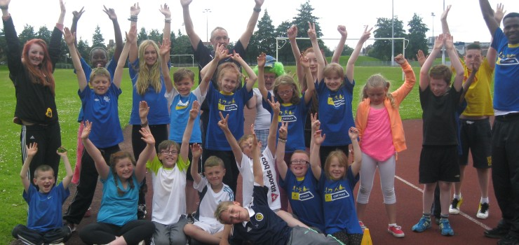 Shettleston Harriers Young Athletes