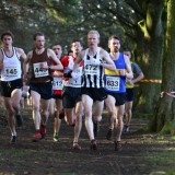 Scottish Cross Country Champs 2012